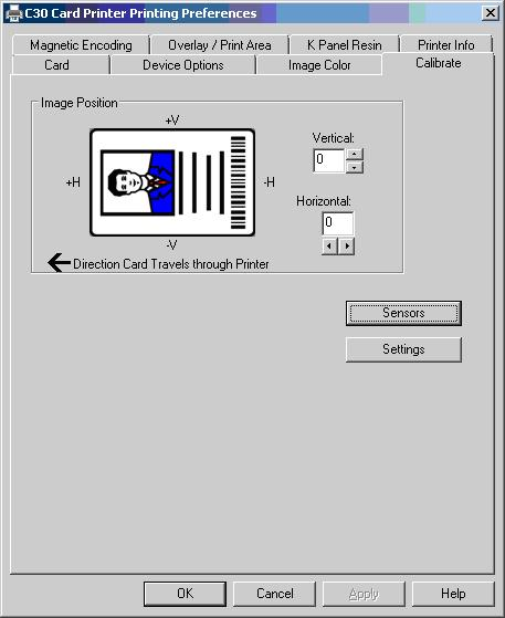 Fargo Card Printer Drivers