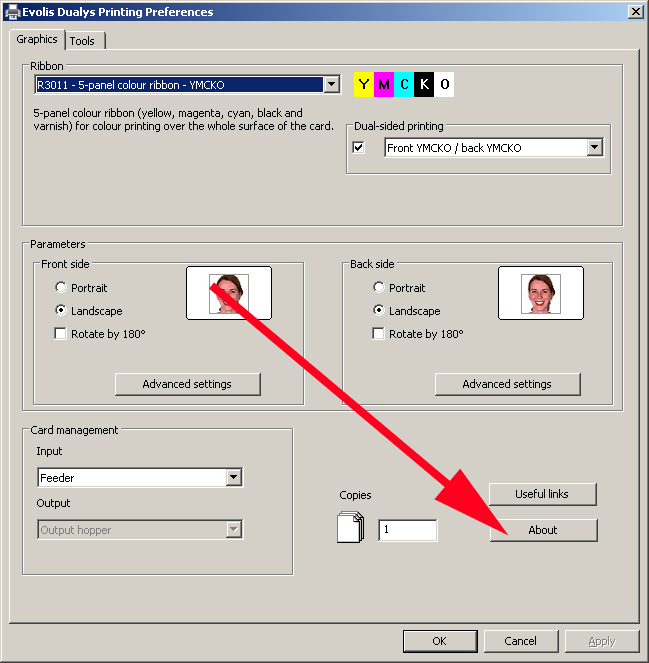Where can I see the printer driver version on Windows - Super User