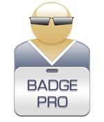 The Badge Pro T