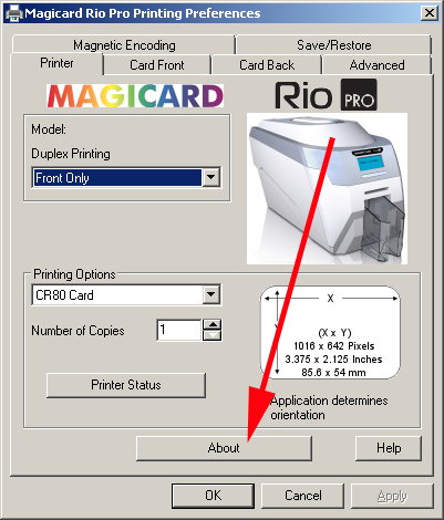 Checking the Current Printer Driver Version