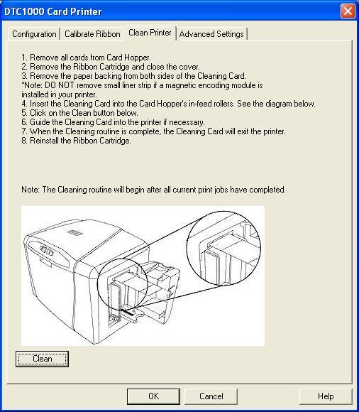 Fargo c30e printer