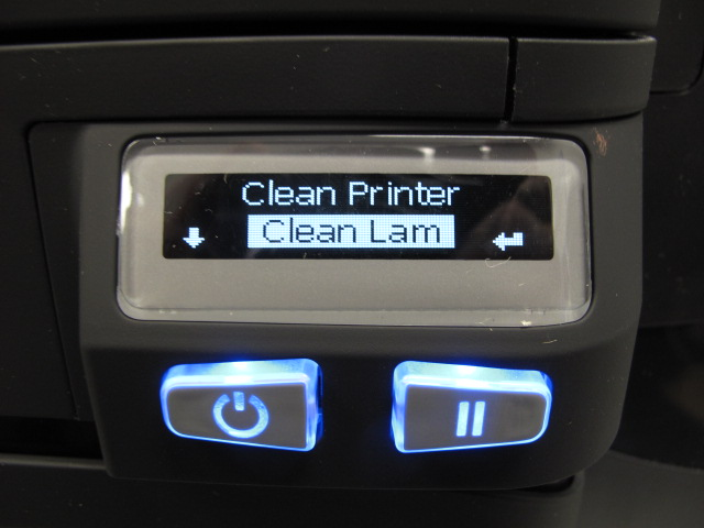 how to clean sticky printer bed