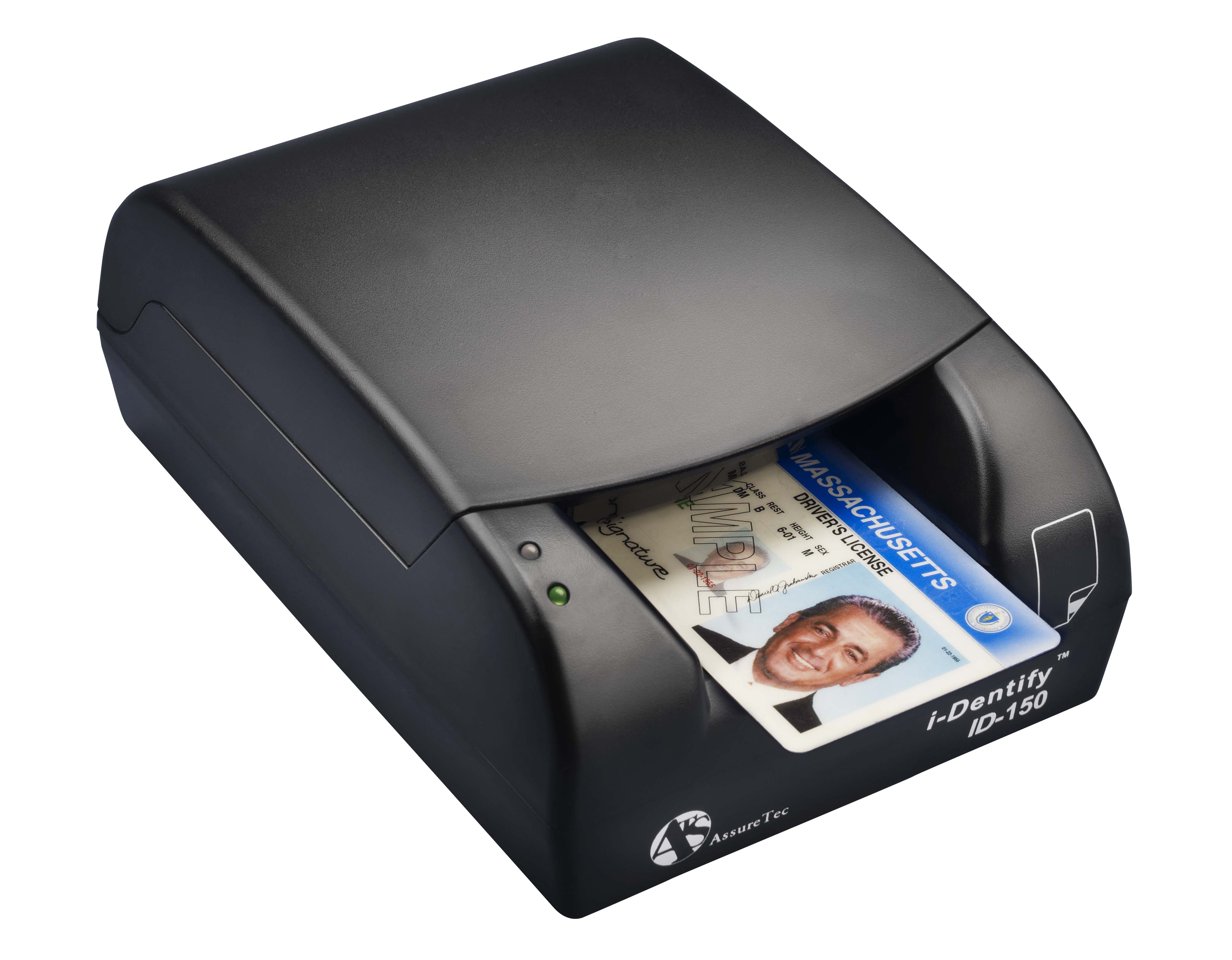 with AssureTec to provide it's powerful line of ID Scanner
