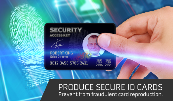 Produce Secure Id Cards With Cardpresso Transtech Systems Inctranstech Systems Inc